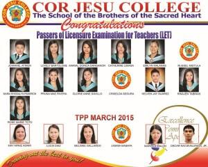 Teachers 2015